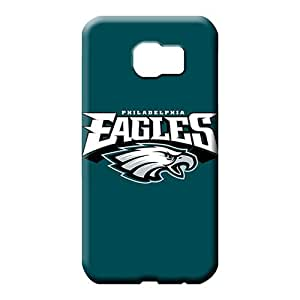 samsung galaxy s6 Abstact Snap-on Snap On Hard Cases Covers mobile phone carrying covers philadelphia eagles 3