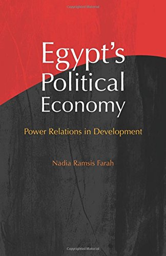Search : Egypt's Political Economy: Power Relations in Development