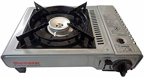 ANGOPE Butsir MS-1000 Pro Cocina portátil para Cartucho 227 Gramos (Adaptada a Nueva Normativa Europea)