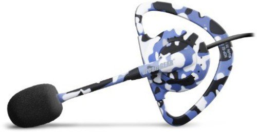 dreamGEAR Wired Headset for Xbox 360 (Ghost Camo)