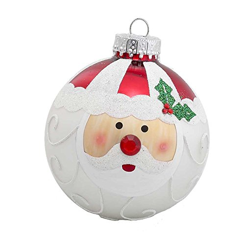 Face Christmas Ornament - 5