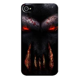 New Style Perfect For Iphone 4/4s Cover Case Black Ry41AFJQnx7W