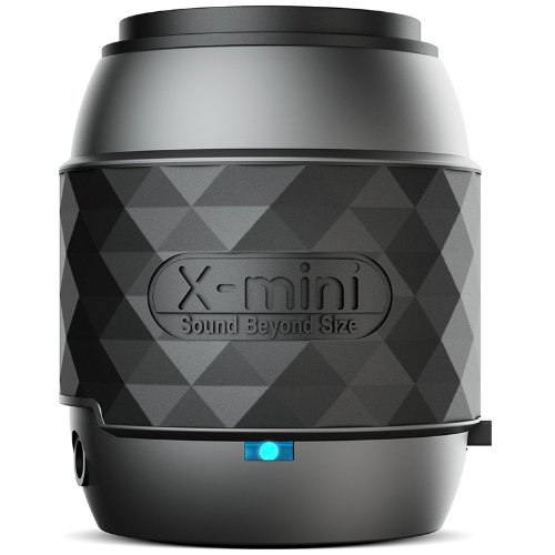 X-mini WE micro portable NFC Bluetooth smartphone capsule speaker, XAM17-GM-B