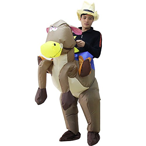 NEWBE (Inflatable Cowboy Hat)