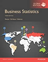 Business Statistics, Global Edition, 3rd Edition Front Cover