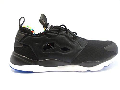 Reebok Uomo Furylite Bf Fashion Sneaker Nero