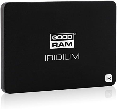 Goodram SSDPR-IRID-120 - Disco SSD de 120 GB, SATA III, 2.5 ...