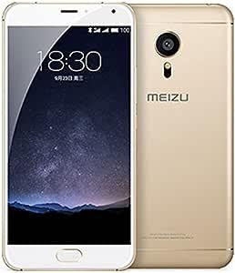 Meizu Pro 5 Smartphone Libre 4 G (Pantalla: 5,7 Pulgadas – 64 GB – Double Nano) Oro: Amazon.es: Electrónica
