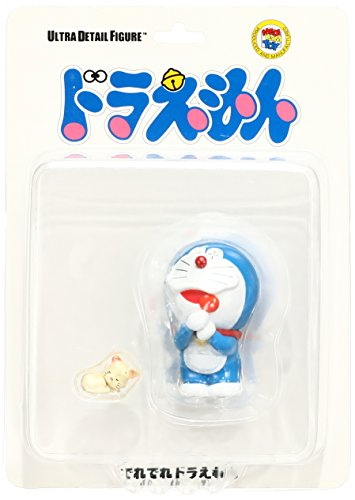 "UDF ultra detail figure series 8 ""Fujiko f. Fujio male piece"" soothing Doraemon (2 pieces SET) ""Doraemon"" non-scale PVC pre-painted finished goods"
