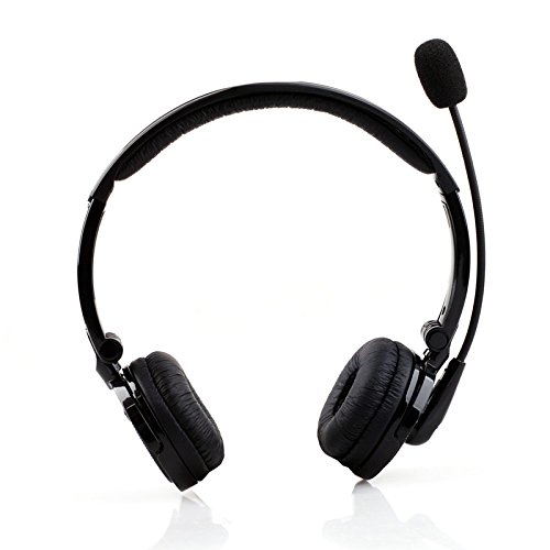a5e627fa278 CISNO Trucker Driver Bluetooth A2DP Music Stereo Crystal Voice Headset For  iphone 5s 6 6s 6s Plus Samsung Galaxy s5s4 Note