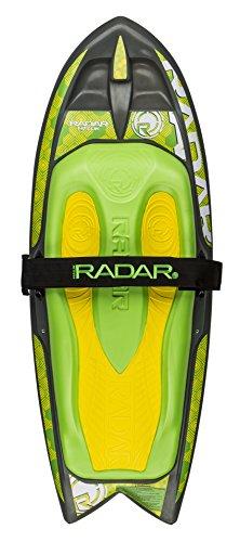 Radar Skis Hawk Kneeboard 2018 - Gp Yellow-Flo Green