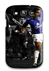For Galaxy S3 Premium Tpu Case Cover Tim Cahill Protective Case