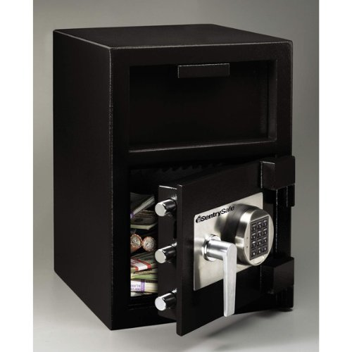 Sentry Safe DH-074E Front Loading Depository Safe by SentrySafe - Front Loading Depository Safe