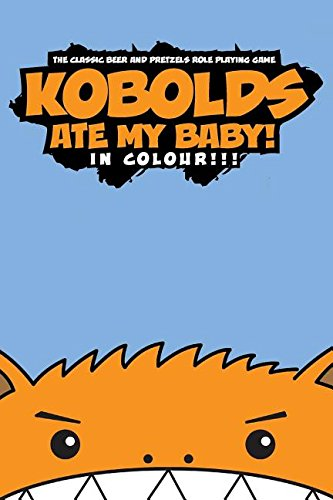 Kobolds Ate My Baby in Colour - Ate The Baby