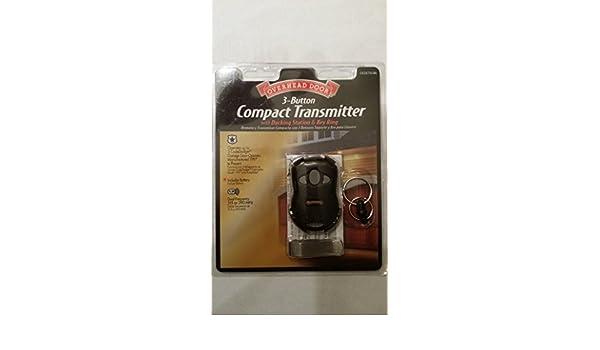 Overhead Door 3-Button Compact Remote Transmitter OCDCTD ...