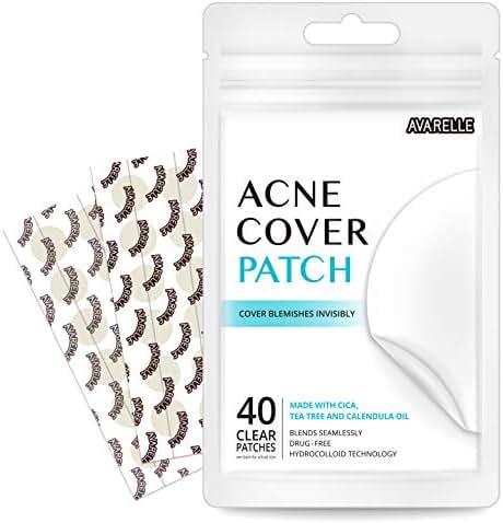 Facial Treatments: Avarelle Acne Cover Patch