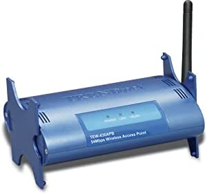 TRENDnet 54Mbps Wireless G Access Point Tew-430Apb (Blue)