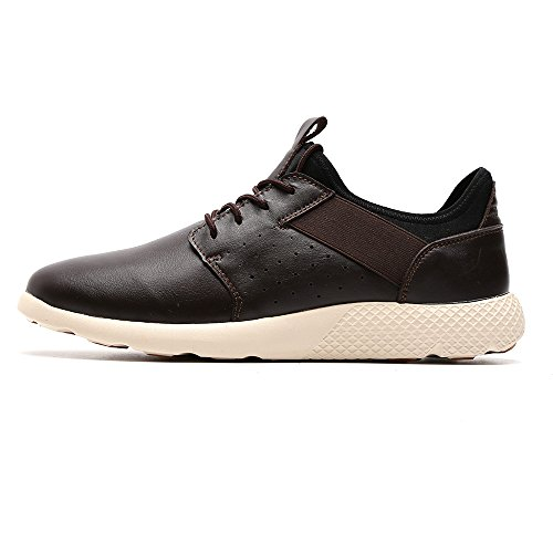 1 Shoes Sneakers Casual Athletic 7036 Breathable Brown Fashion Running Walking Men Mesh Gym zPIFwxqdq