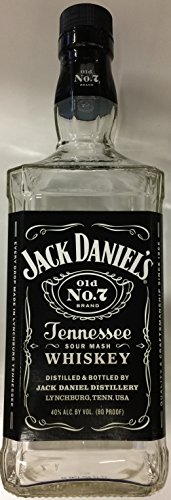 empty bottle of jack daniels - 6