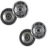 Polk Audio DB651 6.5-Inch Coaxial Speakers - 2 pairs (4 speakers)