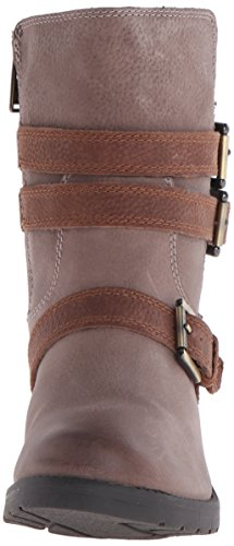 Grey Misty Women's Rockport Buckle Rola Casuals Boot Tumble City z41qfxwT
