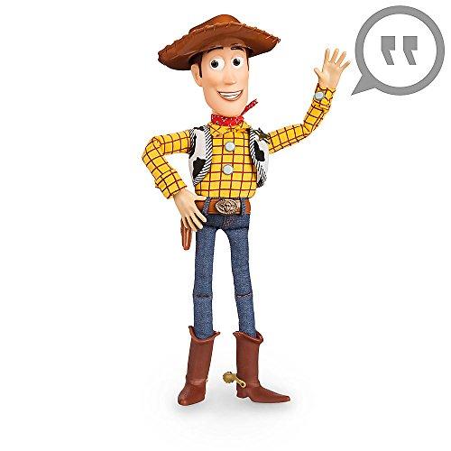 Disney Woody Talking Figure - 16 (Woody Pull String)