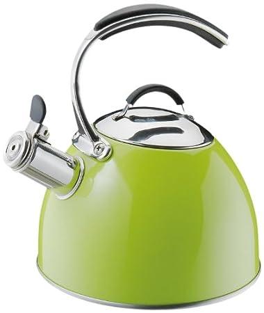 """Cilio 430547 Wasserkessel """"Baron"""", grün: Amazon.de: Küche & Haushalt"""