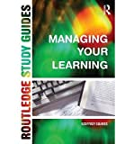 img - for [(Managing Your Learning )] [Author: Geoffrey Squires] [Oct-2002] book / textbook / text book