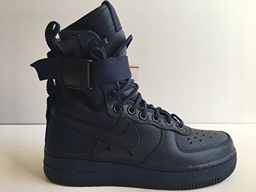 Nike W Sf Af1-857872400 Blu