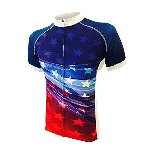 Star Cycling Jersey - 8