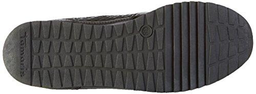 Mujer Tamaris Blk para Blk 23602 069 Str Zapatillas Negro wCarqtcHCx