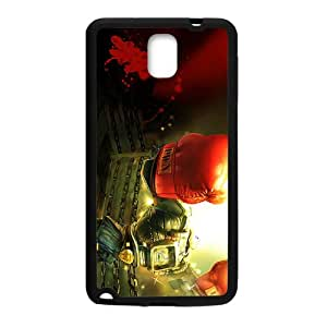 Robot Boxing Custom Protective Hard Phone Cae For Samsung Galaxy Note3