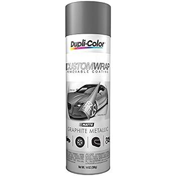 Amazon.com: Dupli-Color CWRC100 Custom Wrap Removable Coating - 14 ...