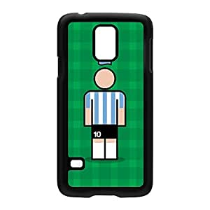 Argentina 10 Black Hard Plastic Case for Samsung? Galaxy S5 by Blunt Football International + FREE Crystal Clear Screen Protector