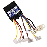 LotFancy 12V Controller with 7 Connectors for Razor Power Core E90 E95 Electric Scooter, Model No: ZK1200-DH, Scooter Controller, Razor Scooter Parts