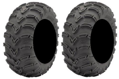 Pair of ITP Mud Lite (6ply) ATV Tires 23x10-10 (2)