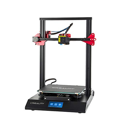 Creality 3D Printer CR-10S Pro 310mmx320mmx400mm with Upgraded Auto-Level, Colorful Touch Screen,...