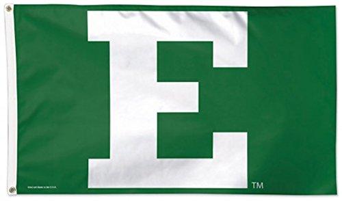 WinCraft NCAA Eastern Michigan University Deluxe Flag, 3' x 5'