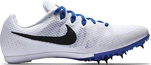 Nike Bleu Bleu Noir Baskets 8 Blanc Zoom Blanc Rival adultes unisexes Noir M coureur zwqP7wx5pg