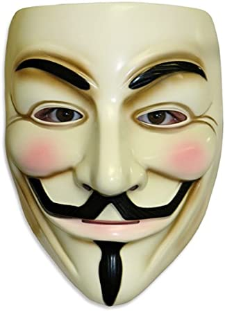 Guy Fawkes V For Vendetta Mask Amazon Ca Generic