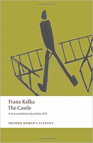 El castillo, portada del libro
