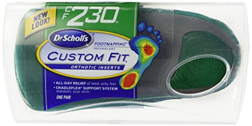 Dr. Scholl's Custom Fit Orthotic Inserts, CF 230 ()