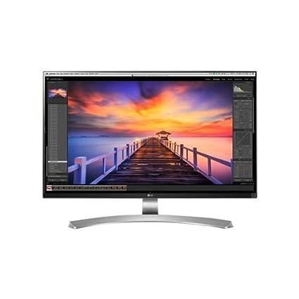Amazon.com: LG Electronics 27MU88-W 27-Inch Screen LED-lit Monitor ...