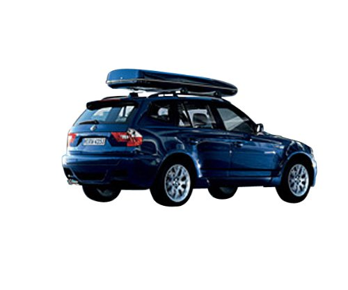 BMW Roof Rack Base Support System X3 (2004-2010) Review