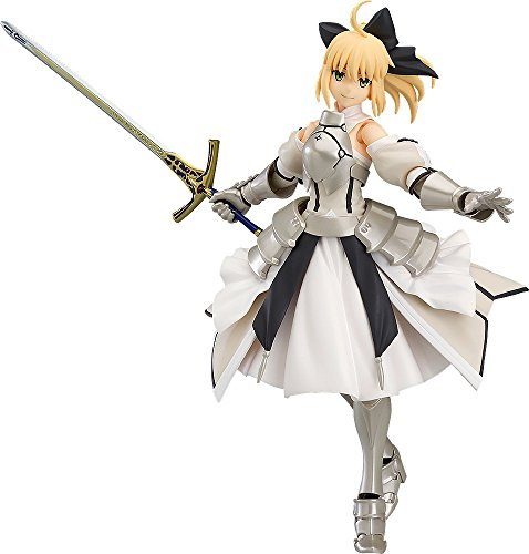saber lily figure - 4