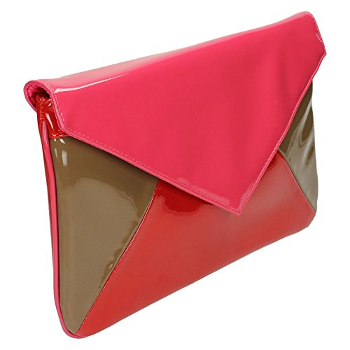 Large Bulaggi Ladies Clutch Ladies Bag Large Clutch Red Ladies Bulaggi Bulaggi Red 32415 Envelope Envelope Bag 32415 xwpOpnAPq
