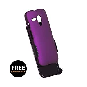 Motorola Moto G Protex Rugged Case, Purple