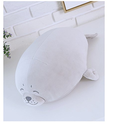 Large Seal Stuffed Animal Toys Plush Toys Dolls Gift for Kids Baby Decorative Sofa Bedding Pillow - Hugs Large