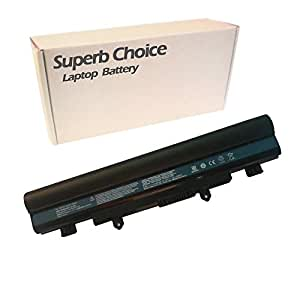 Superb Choice Batería de Recambio para ACER Aspire E14 TOUCH,6 células