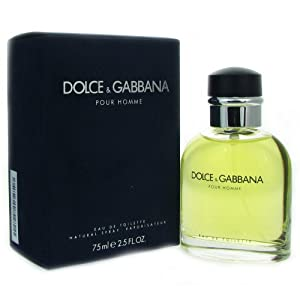 Dolce & Gabbana By Dolce & Gabbana For Men. Eau De Toilette Spray 2.5 Oz.